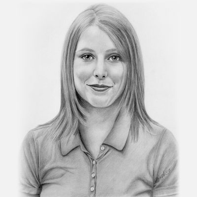 Children Pencil Portraits