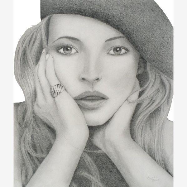 Celebrity Pencil Portraits