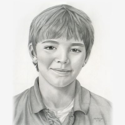 Pencil Portraits - teens
