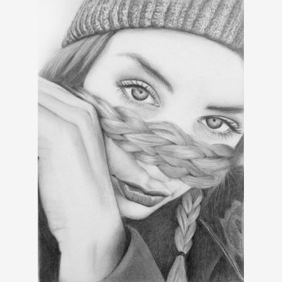 Adult Pencil Portraits