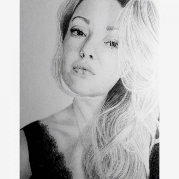 Pencil Portraits - Adults